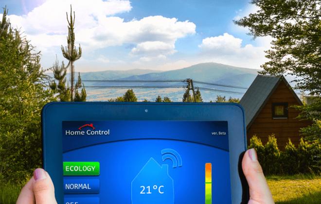 Home-temperature-control