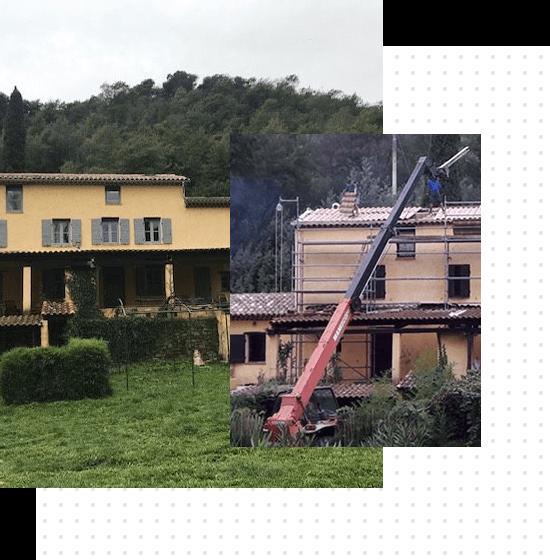 Renovation-construction